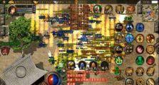 新开传奇私服里战士如何在游戏中升级