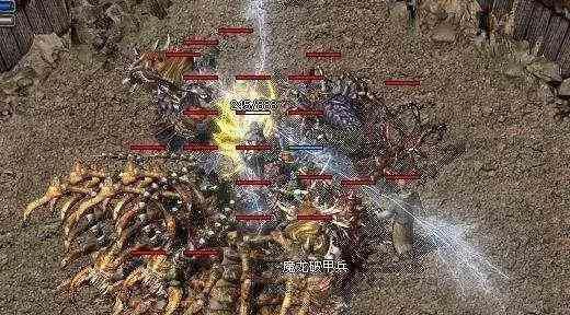 玛法传奇超变65535的野史地图篇•毒蛇谷(上) 传奇超变65535 第2张